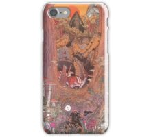 The Rock on Monster Island iPhone Case/Skin