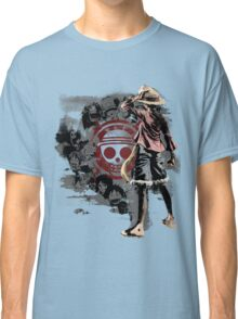One piece - Straw Hats Classic T-Shirt