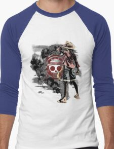 One piece - Straw Hats Men's Baseball ¾ T-Shirt