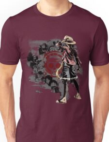 One piece - Straw Hats Unisex T-Shirt