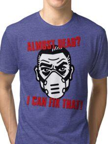 Borderlands - Dr Zed Tri-blend T-Shirt