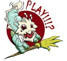 PLAY!!!? by Cuba123