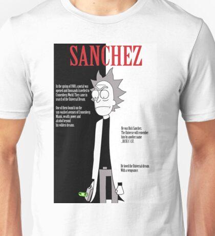 Rick Sanchez Scarface Unisex T-Shirt