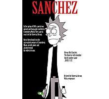 Rick Sanchez Scarface Photographic Print