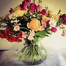 A Year of Flowers by Barbara Wyeth