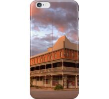 The Palace Hotel, Broken Hill iPhone Case/Skin