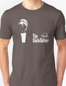 Sloth - The Slothfather godfather parody mashup Unisex T-Shirt