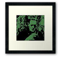 Karloff's gentle giant Framed Print
