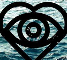 All Time Low Ocean Sticker