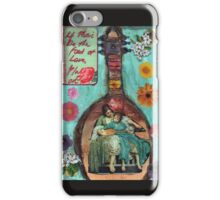 Music Lessons..(Best viewed close up) iPhone Case/Skin