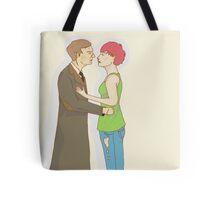 Remus and Tonks Tote Bag