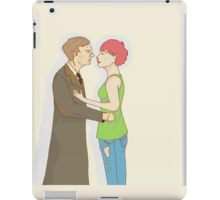 Remus and Tonks iPad Case/Skin