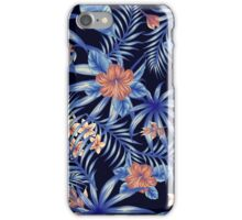Tropical Leave pattern 3 iPhone Case/Skin