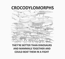 Show your support for the Crocodylomorph Empire Unisex T-Shirt