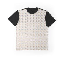 Stranger Things 8-bit Pattern Graphic T-Shirt