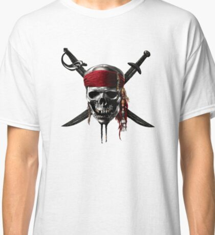 Pirates of the Caribbean Classic T-Shirt