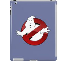 ghost halloween song scary haunted house iPad Case/Skin