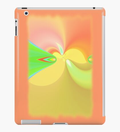 Abstract 43 iPad Case/Skin