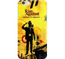 Rise Against Appeal To Reason Album Artwork iPhone Case/Skin