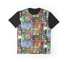 Tanda Games Graphic T-Shirt
