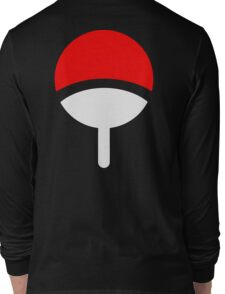 Uchiha Clan symbol Long Sleeve T-Shirt