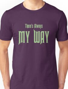One way Out Unisex T-Shirt