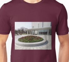 Preston Temple - Main Entrance Unisex T-Shirt