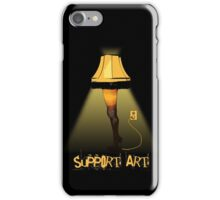 Support Art iPhone Case/Skin