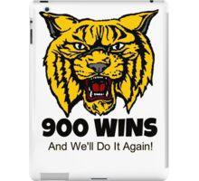 Valdosta Wildcats 900 Wins iPad Case/Skin
