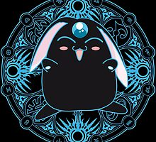 Black Mokona by Rickykun