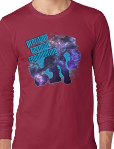 Reinhardt - Precision German Engineering Long Sleeve T-Shirt