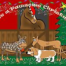 Have a Pawsome Christmas by Diana-Lee Saville