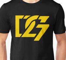 Unofficial Logo Gold Unisex T-Shirt