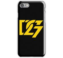 Unofficial Logo Gold iPhone Case/Skin
