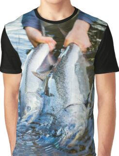 Twin Kings Graphic T-Shirt