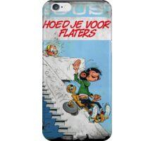 Vintage Style : Hoed Je Voor Flaters iPhone Case/Skin