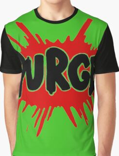 Purge Soda Graphic T-Shirt