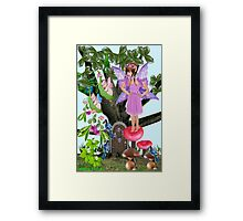 watching over twins  (2294 Views) Framed Print