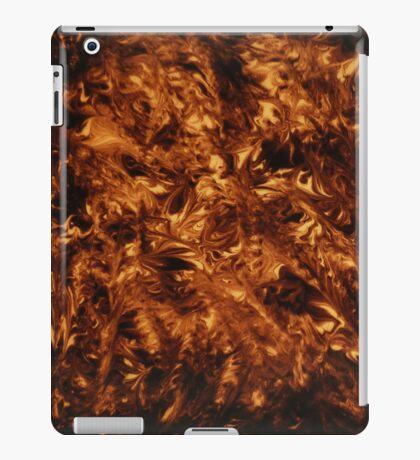 polished tortoise shell art deco phone cover iPad Case/Skin