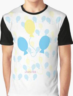 Infinite Laughter Graphic T-Shirt