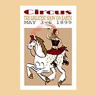 Circus Poster by Diana-Lee Saville