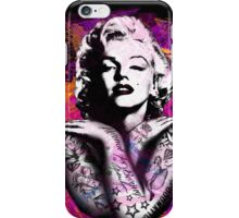 Marilyn 2 iPhone Case/Skin