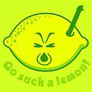 Go suck a lemon VRS2 by vivendulies