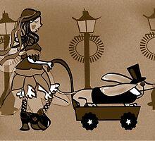 Steam Punk & Fantasy by Diana-Lee Saville