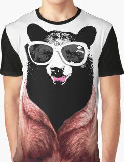 Fashion Bear Graphic T-Shirt