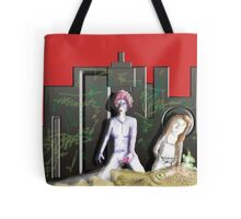 BEINGS (volume 5): existing denial Tote Bag