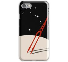 Lance of Longinus - no logo iPhone Case/Skin