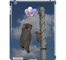 Up Up And Away ... iPad Case/Skin