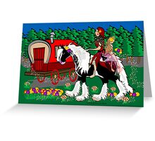 Gypsy Girls Greeting Card