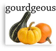 gourdgeous 2 Canvas Print